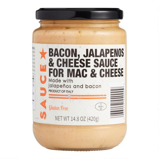 Bacon Jalapeno Mac And Cheese Sauce