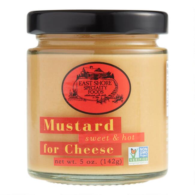 East Shore Sweet Hot Mustard for Cheese
