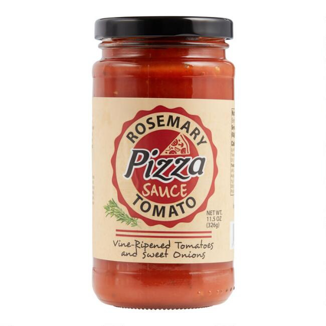 Braswell's Rosemary Tomato Pizza Sauce