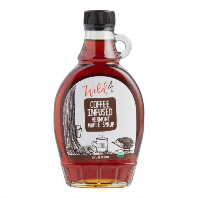 Wild4 Vermont Coffee Infused Maple Syrup