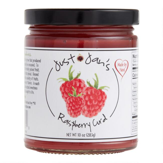 Just Jan's Raspberry Curd