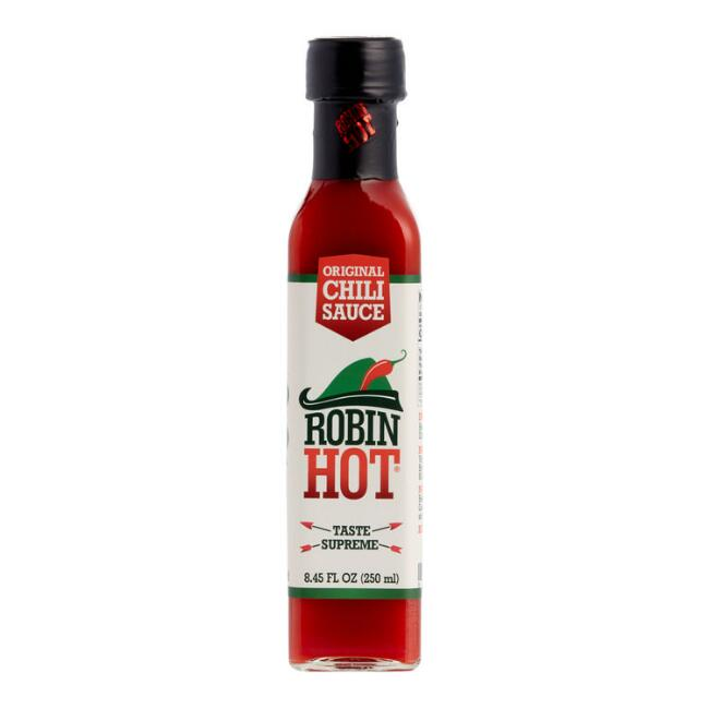 Robin Hot Original Chili Sauce