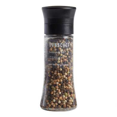 Sous Chef Season It All Peppercorns in Grinder