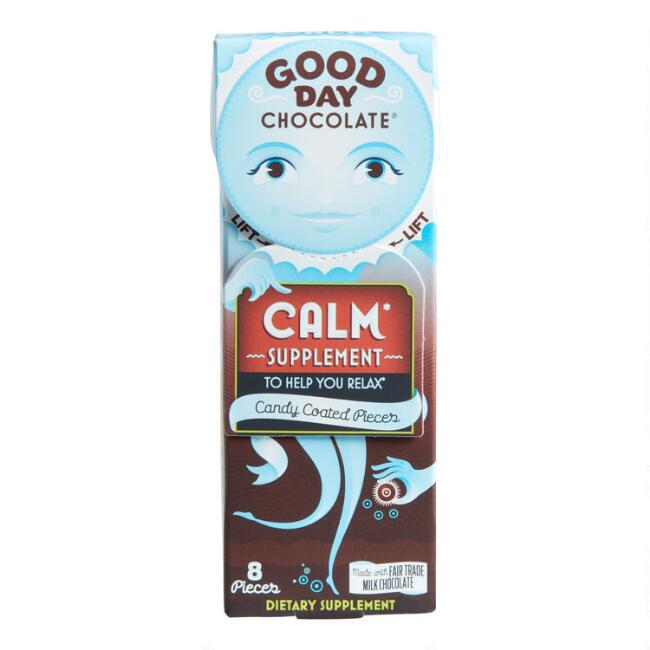 Good Day Milk Chocolate Calm Supplement