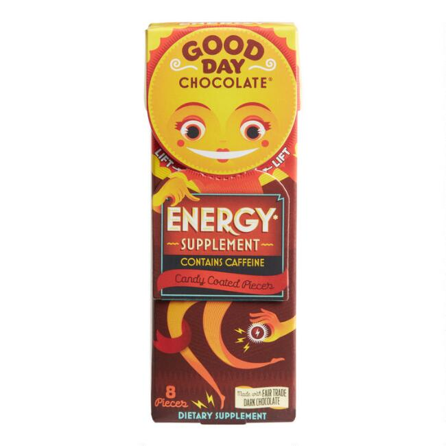 Good Day Dark Chocolate Energy Supplement