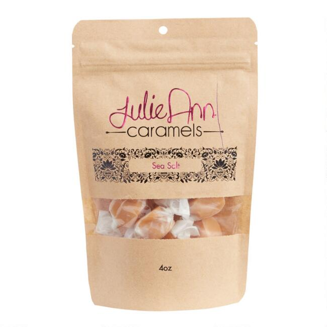 Julie Ann Sea Salt Caramels