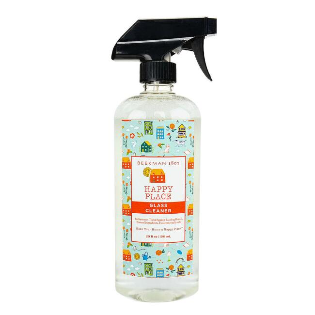 Happy Place Botanical Glass Cleaner