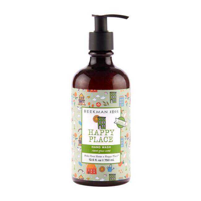 Happy Place Sweet Grass Goat Milk Hand Wash