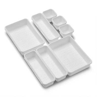 Madesmart® Interlocking Storage Bins 8 Pack
