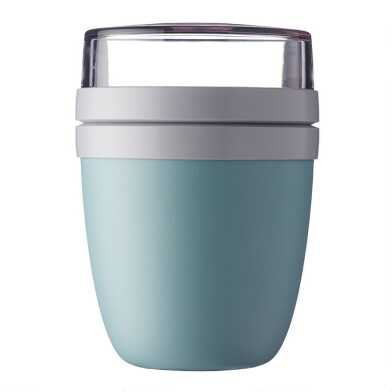 Mepal Green Ellipse Lunch Pot