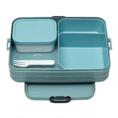 Large Mepal Green Bento Lunch Box