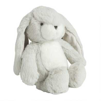 Bunnies by the Bay Hopsey Plush Stuffed Bunny
