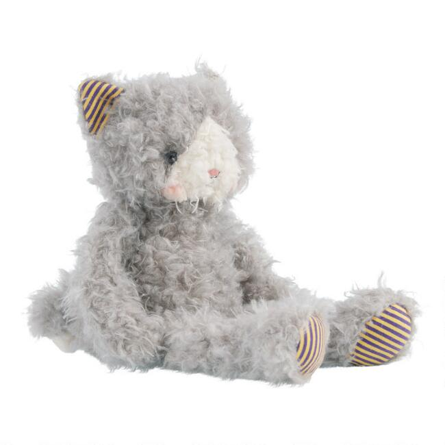 Bunnies by the Bay Pussywillow Plush Stuffed Kitty