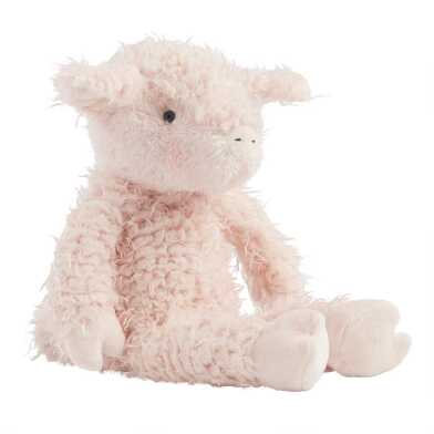 Bunnies by the Bay Oink Plush Stuffed Pig