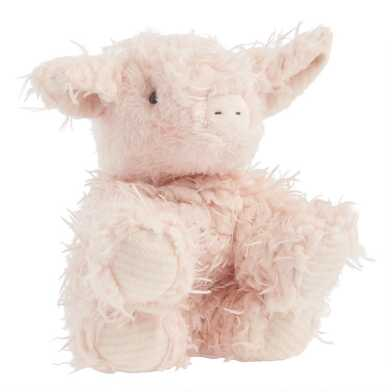 Bunnies by the Bay Spoink Plush Stuffed Piglet