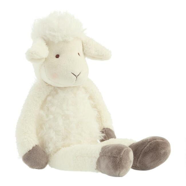 Bunnies by the Bay Baa Baa Plush Stuffed Lamb