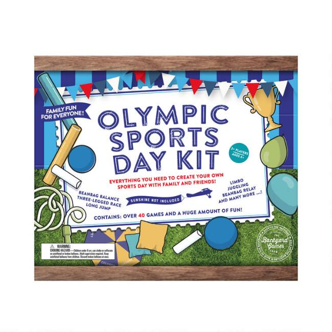 Backyard Games Olympic Sports Day Kit