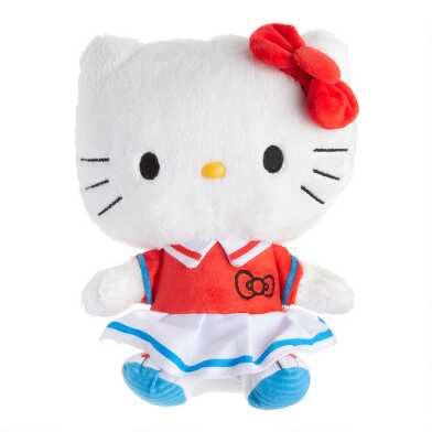 Hello Kitty Sports Stuffed Plush