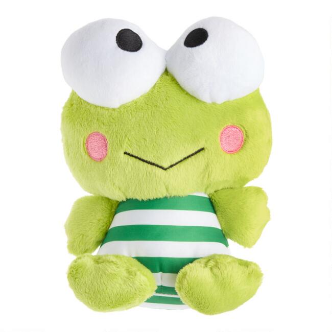 Keroppi Sports Stuffed Plush