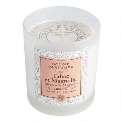 Tobacco & Magnolia Bougie Parfumee Scented Candle