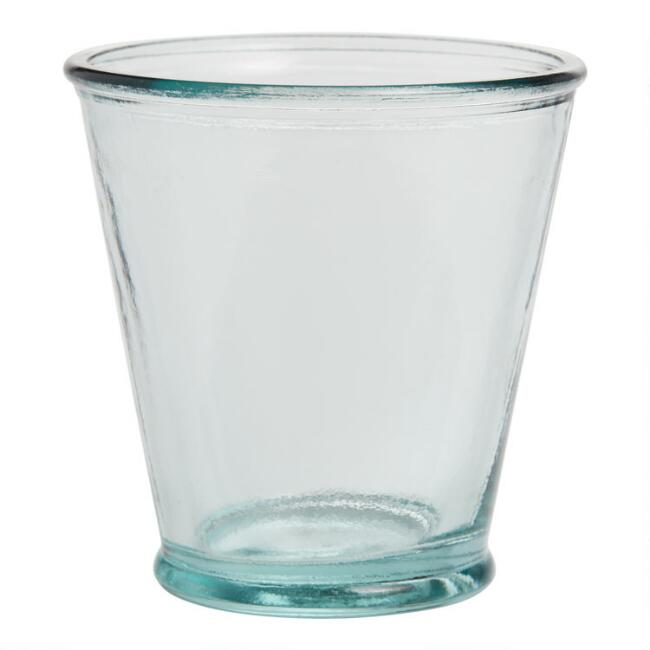 Short Recycled Spanish Glasses 4 Pack