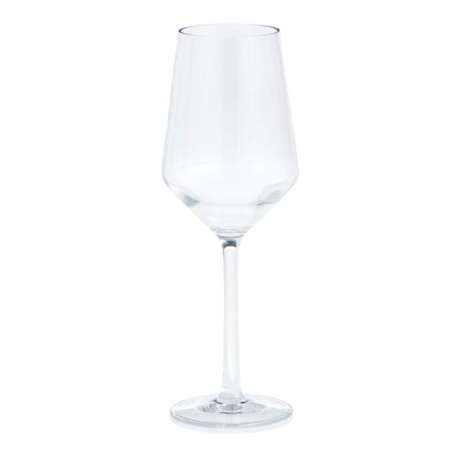 Napa Tritan White Wine Glasses 4 Pack