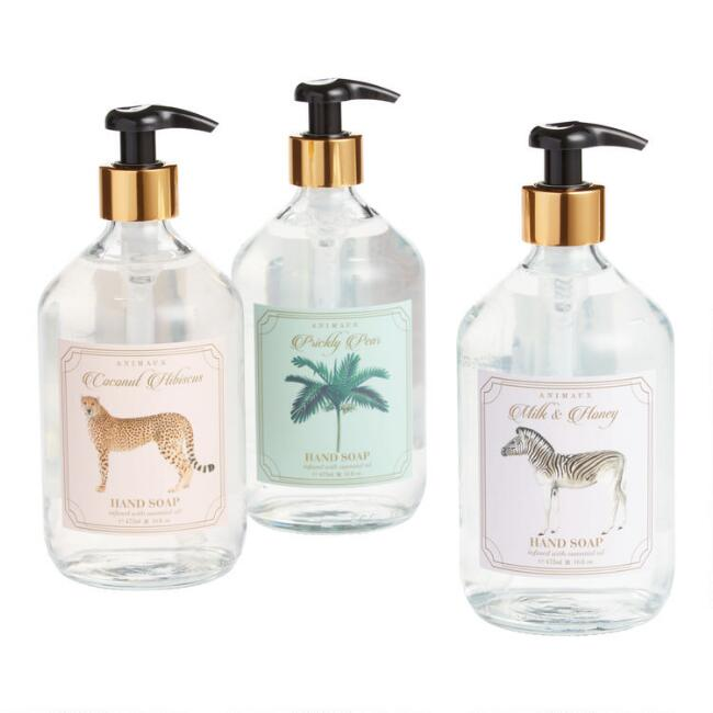 Animaux Liquid Hand Soap