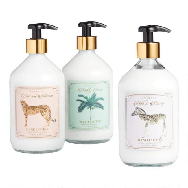Animaux Hand Lotion