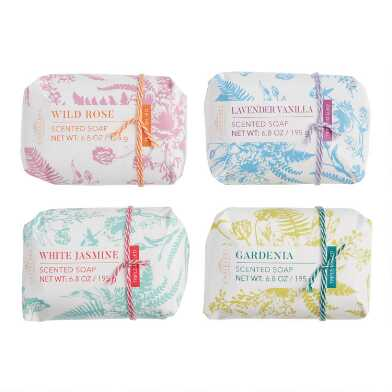 Castelbel Meadow Garden Bar Soap