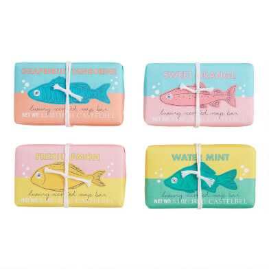 Castelbel River Bay Bar Soap