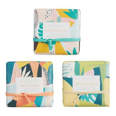 Castelbel Vibrant Collage Bar Soap
