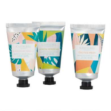 Castelbel Vibrant Collage Hand Cream Set of 2
