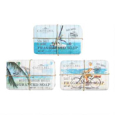 Castelbel European Seaside Bar Soap