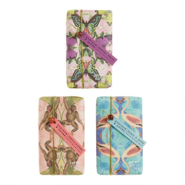 A&G Wildlife Kaleidoscope Bar Soap