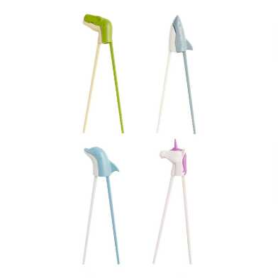 Fred Munchtime Training Chopsticks Collection