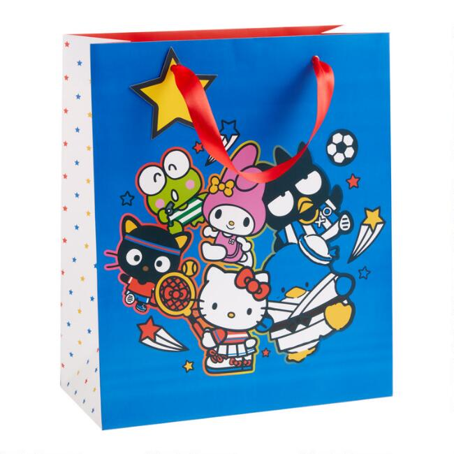 Large Hello Kitty and Friends Sports Gift Bag