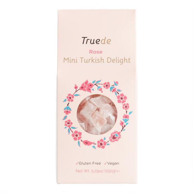 Mini Rose Turkish Delight