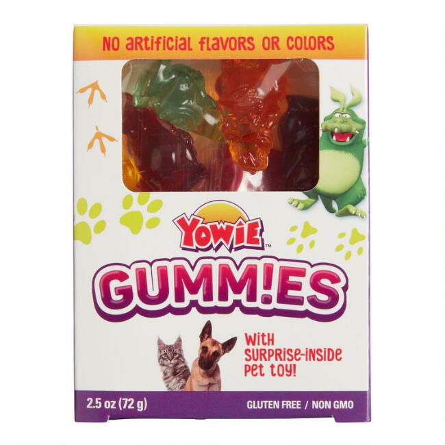 Yowie Gummy Candy with Toy