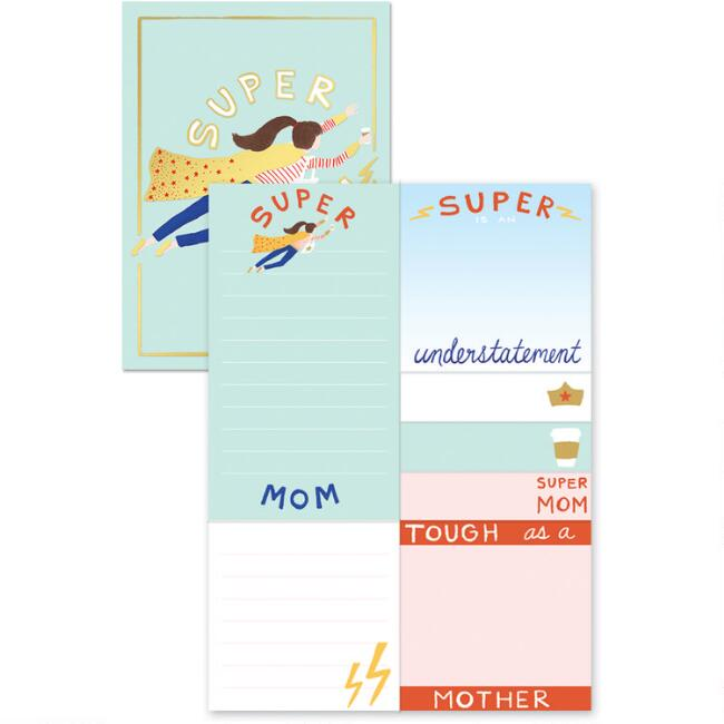 Super Mom Sticky Notes