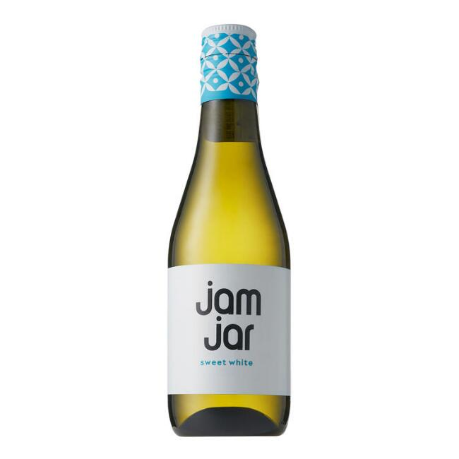 Jam Jar Sweet White Split Bottle
