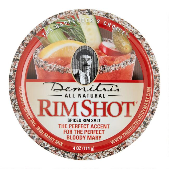Demitri's Original Rim Shot Bloody Mary Rim Salt