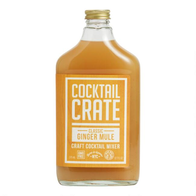 Cocktail Crate Classic Ginger Mule Craft Drink Mixer