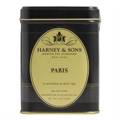 Harney & Sons Paris Loose Leaf Black Tea Tin