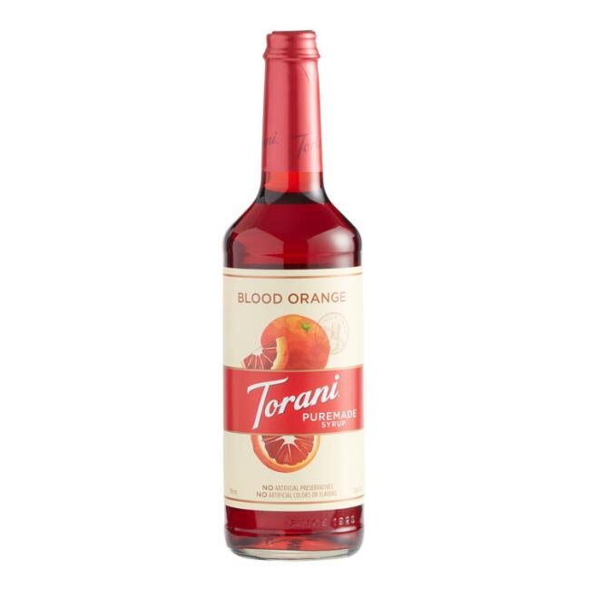 Torani Puremade Blood Orange Syrup