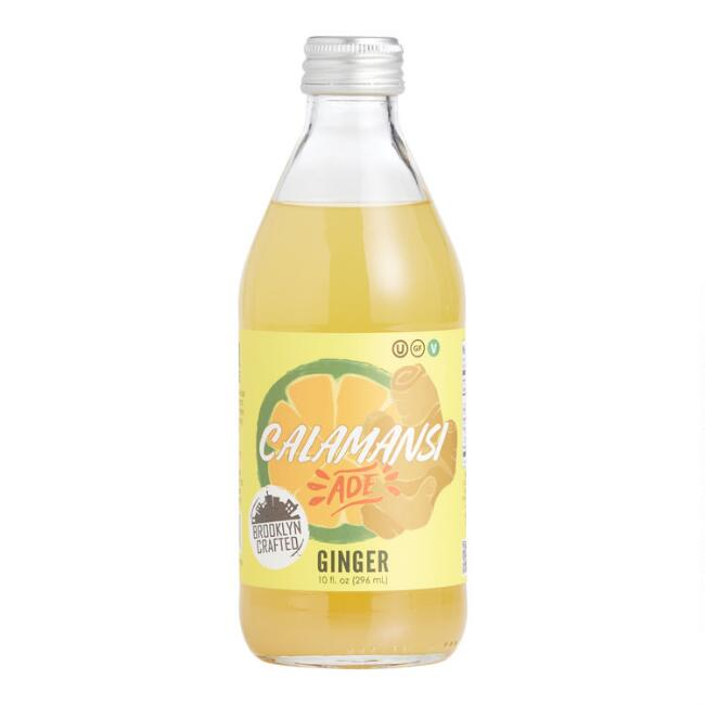 Brooklyn Crafted Ginger Calamansi-ade