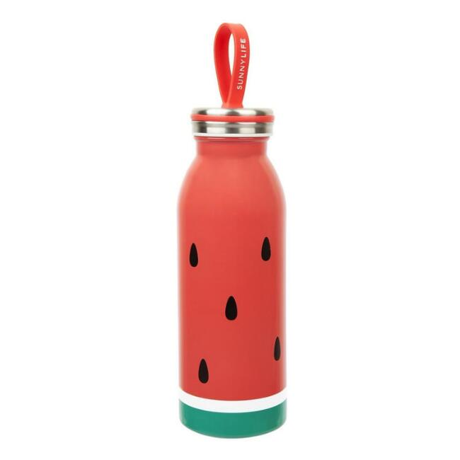 Sunnylife Watermelon Insulated Stainless Steel Water Bottle