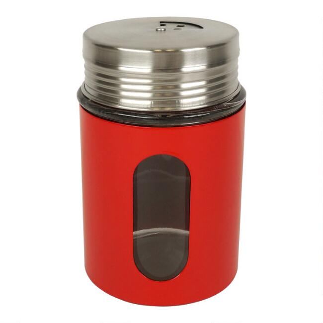 World Grill Dry Rub Spice Shaker with Adjustable Lid