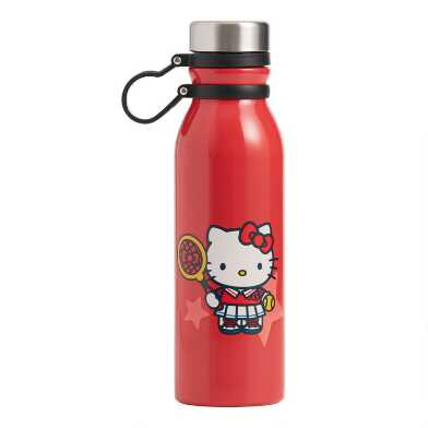Hello Kitty Sports Stainless Steel Water Bottle