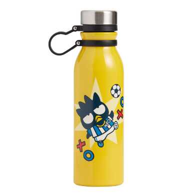 Badtz-Maru Sports Stainless Steel Water Bottle