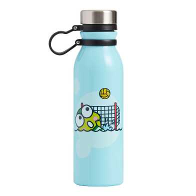 Keroppi Sports Stainless Steel Water Bottle